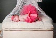 Baby Faith photo shoots