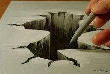 3D - Trick Art