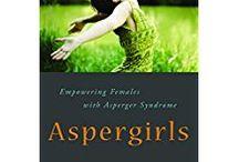 BOOKS female & asperger  woman & autist