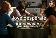 Desperate Housewives / My favourite TV serie