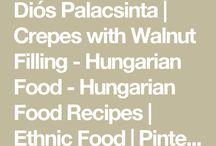 Hungarian baking