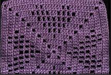 Crochet Granny Squares & Motifs / by Rachel Anderson Miller