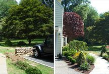 Landscapes Before and After / See the transformation of these gorgeous landscapes!