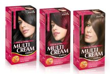 Perfect Color- Multi Cream Color / Multi Cream Color to wyjątkowa gama farb do włosów, które poza koloryzacją również odżywią Twoje włosy w widoczny sposób. Wyróżnia je też przyjemność i wygoda w zastosowaniu. Efekt jak u fryzjera możliwy jest również w Twoim domu.