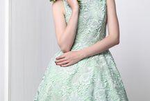 ドレスデザイン / オートクチュールのドレス