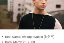 Hwang Hyunjin/I.N