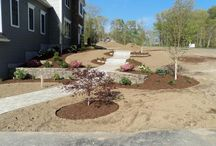 New Home Landscaping / You've built your dream home. How do you complement it with landscaping? Here are some ideas.