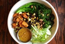 Power Bowls / Meals eaten in a bowl