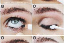 eyemakeup / by Rachel Heynike