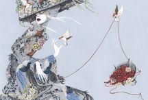 IMAGE / textile birds