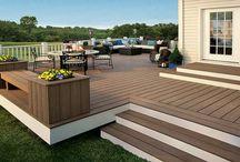 Terrasse / Holz