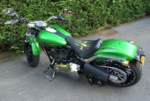 Seats (aka Motorcycle Tushie Heaven)