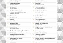 Book Lists Extraordinaire