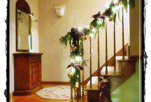 Christmas decorating / Homemade Christmas ideas