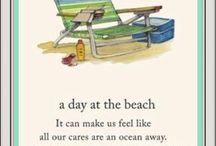 "Beach Quotes / ""I see the sea and the sea speaks to me""  Beach quotes we love :)"