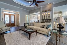 Living room ideas / Design, layout and furniture ideas for the living room