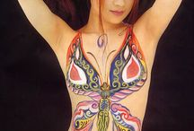 Tattoos y bodypait