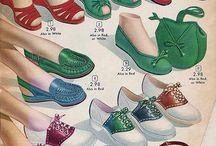 Zapatos / Zapatos de antaño para hoy