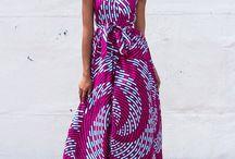 Un dressing en Afrique