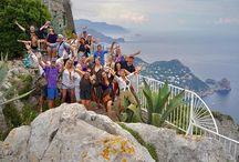 Steven Cox Instagram Photos The Island of Capri with my peeps! #capri #amalficoast #positano #villasangiacomo #italy