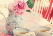 Tea, tea, tea / Tea makes everything better why nor share it with everyone?