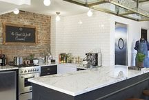 A kitchen for a foodie