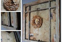 More Window Frame Ideas / by Joanne Folcik