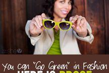 Go Green! / by Sara Molck