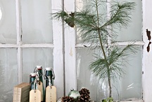 christmas decor / Holiday Cheer / by Melanie Gordon