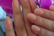 Nails and beauty / Nail art and makeup techniques