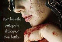 Battle won