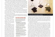 Press / Articles that have featured Exotic Chocolate Tasting