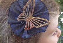 Hair accessories / Hairband-hairclip