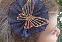 Hair accessories / Hairband-hairclip