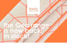 Geo Range back in stock! / Our fabulous Geo range is back in stock just in time for Christmas!  Get your orders in now before they sell out again!