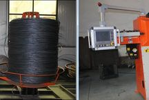 hoop steel wire by automatic stirrup bending machine for sale