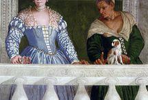 16th century costume Italian