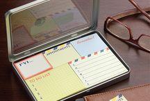 Work - Office - Stationery - Technology / by CraftyTami 1