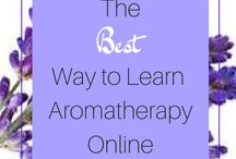 Aromatherapy Education / Learn about Aromatherapy, Essential Oils and Certifications in the field of aromatherapy.