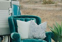 Acute Designer | Velvet decor