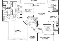 floor plans / by Pam Nunnally