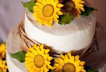 idéias de bolo de casamento