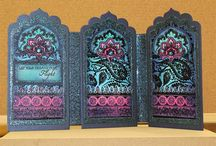 Cards - Chocolate Baroque