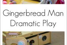 Preschool Dramatic Play / by Ashley Marie