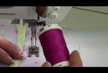 Bernina Machines and tutorials for sewing
