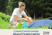 Comano Cattoni Holiday_BEAUTY&WELLNESS / Le esperienze più rilassanti e benefiche per la cura del proprio corpo e del proprio spirito