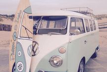 dream car VW t1