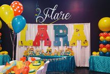 Lara's One in Minion 6th Birthday Party