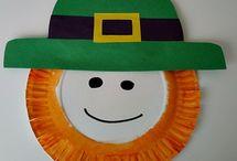 St. Patricks Day / by Teresa Hackney