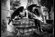 Friedhofs-Engel